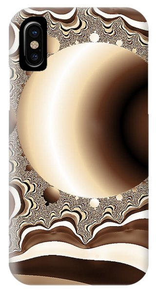 Into The Circle IPhone Case