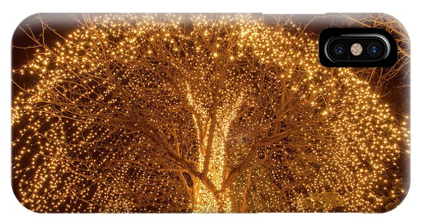 Incandescent Branches  IPhone Case