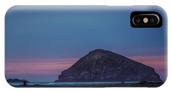 Incoming Blue IPhone Case