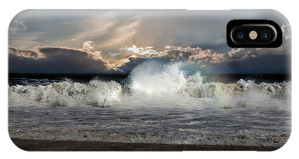 Incoming Tide IPhone Case