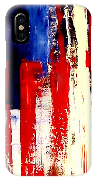 Independence Day Phone Case by Charles Jos Biviano