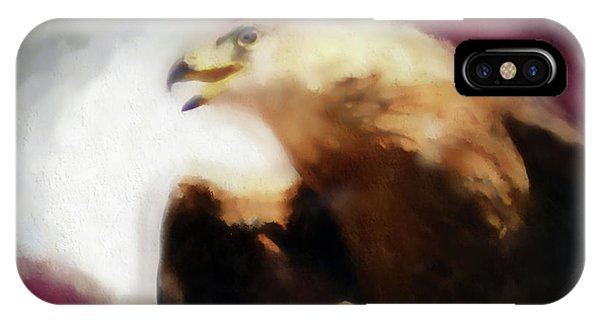 Independence Eagle IPhone Case