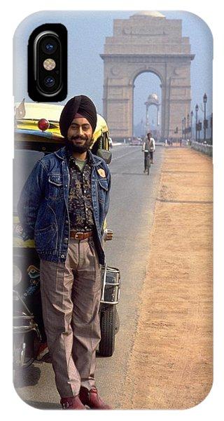 India Gate IPhone Case