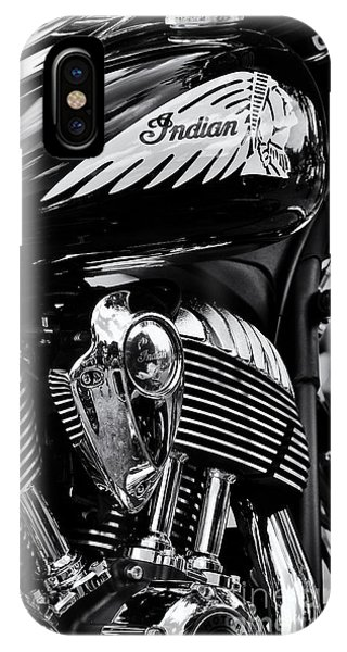 Indian Chieftain IPhone Case
