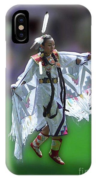 Indian Dancer IPhone Case