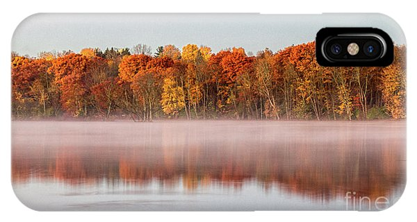 Indian Point Morning IPhone Case