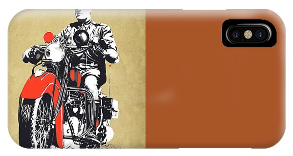Indian Pride Of The Force IPhone Case