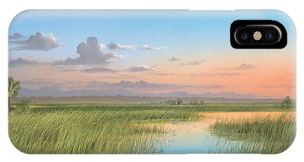 Indian River IPhone Case