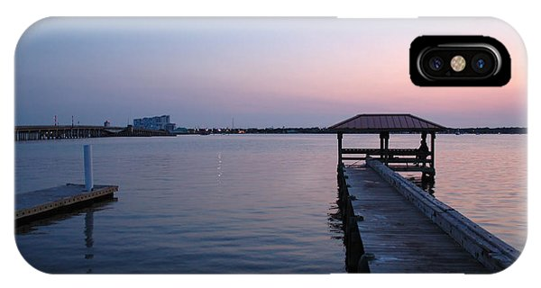 Indian River Sunset IPhone Case