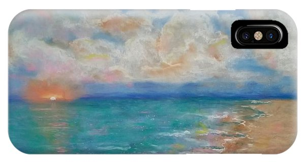 Indian Shores IPhone Case