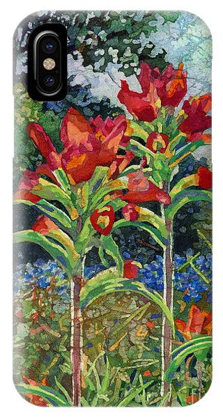 Indian Spring IPhone Case