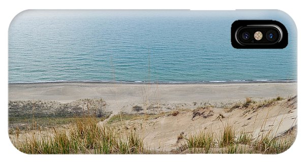 Indiana Dunes National Lakeshore Evening IPhone Case