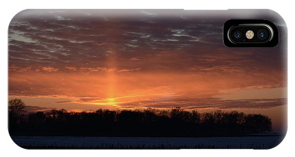 Indiana Evening IPhone Case