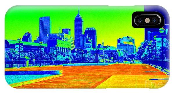 Indianapolis Heat Tone IPhone Case