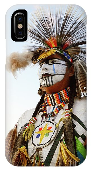iPhone Case - Indigenous People Canada 2 by Bob Christopher