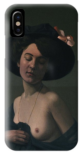 Indiscreet Phone Case by Carl Purcell