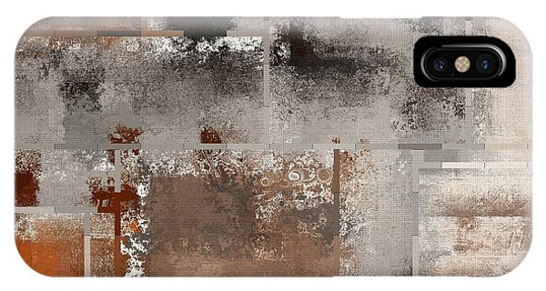 Industrial Abstract - 01t02 IPhone Case