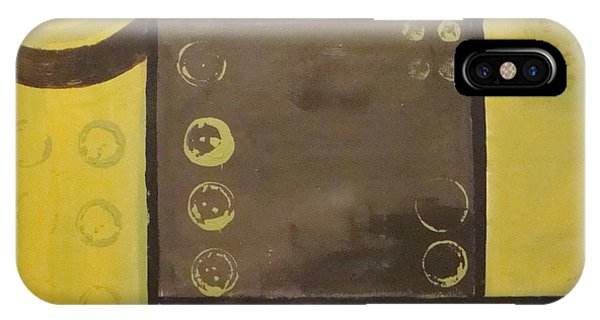 Industrial Circles No.2 IPhone Case