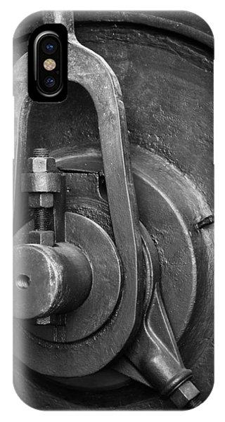 Mechanism iPhone Case - Industrial Detail by Carlos Caetano