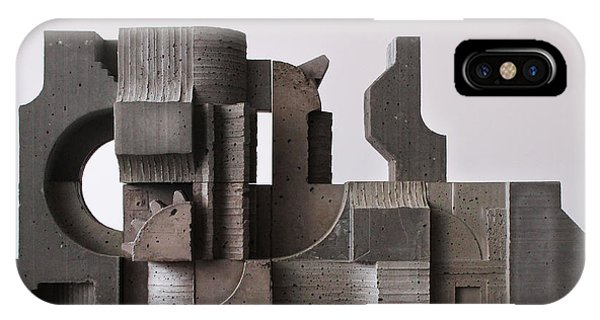 Industrial Landscape 1 Phone Case by David Umemoto