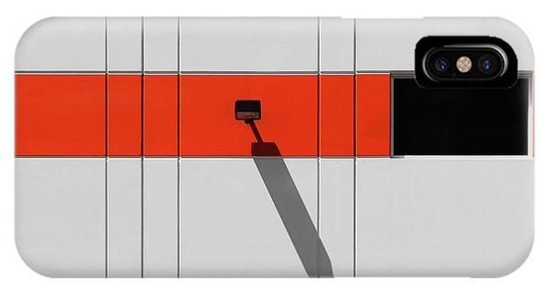 Industrial Minimalism 33 IPhone Case