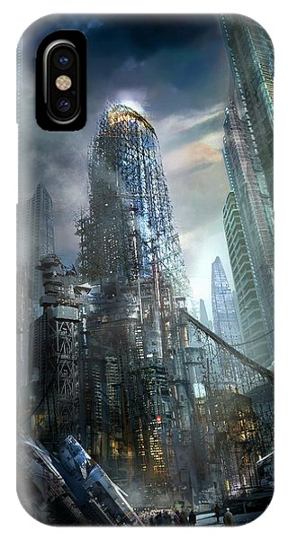 Industrialize IPhone Case