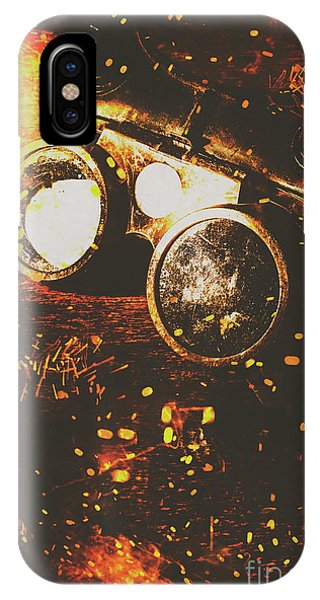 Technology iPhone Case - Industry Of Artistic Creations by Jorgo Photography - Wall Art Gallery