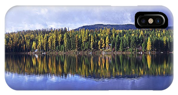Inez Lake Montana IPhone Case