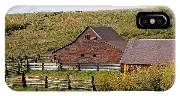 Infamous Ranch - True Grit IPhone Case