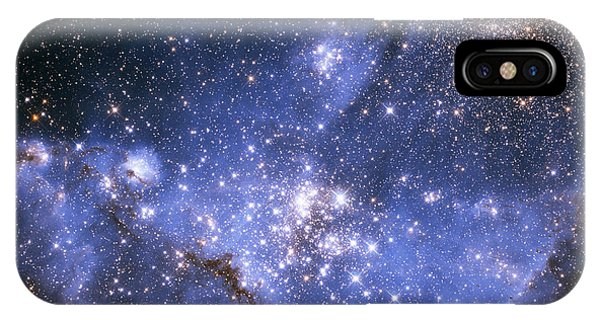 Infant Stars In The Small Magellanic Cloud  IPhone Case