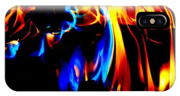 Inferno Viii IPhone Case