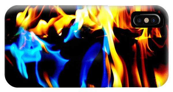 Inferno Xv IPhone Case