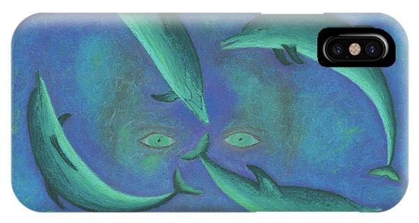 Infinity 4 Third Eye IPhone Case