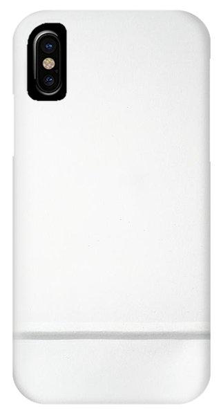 Minimal iPhone Case - Infinity by Scott Norris