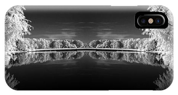 Infrared Reflections IPhone Case