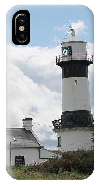 Inishowen Lighthouse IPhone Case