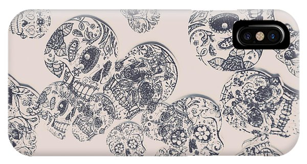 Ink iPhone Case - Inks And Pieces by Jorgo Photography - Wall Art Gallery