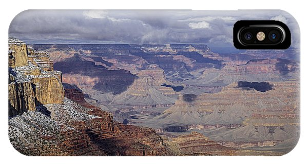 Inner Canyon View IPhone Case