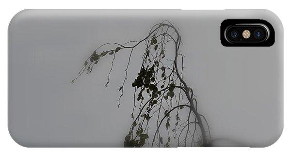Innner  Mist IPhone Case