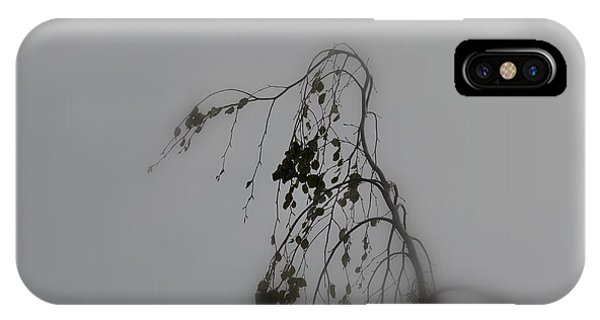 IPhone Case featuring the photograph Innner  Mist by Richard Ricci