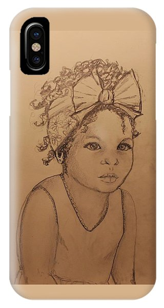Sugar Baby ... Drawing IPhone Case