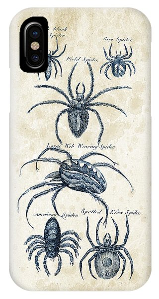Insects - 1792 - 18 IPhone Case