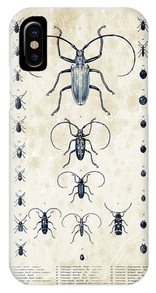 Insects - 1832 - 08 IPhone Case