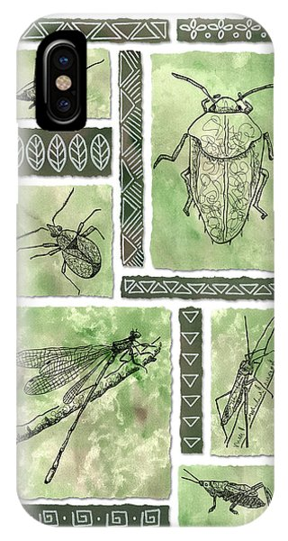 Insects Of Hawaii I IPhone Case