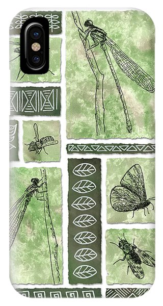 Insects Of Hawaii II IPhone Case