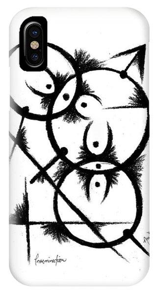 iPhone Case - Insemination  by Arides Pichardo