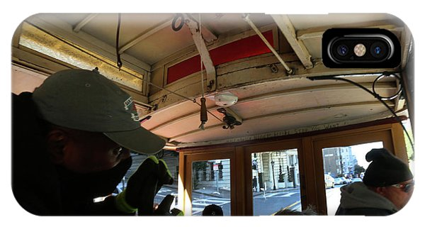 Inside A Cable Car IPhone Case