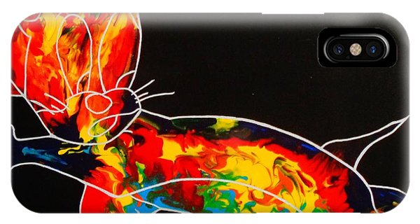 Inside Fire IPhone Case