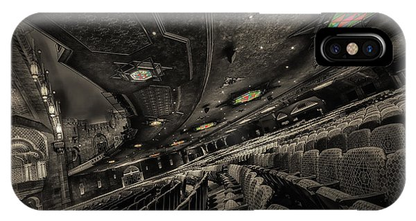 Inside Fox Theater IPhone Case