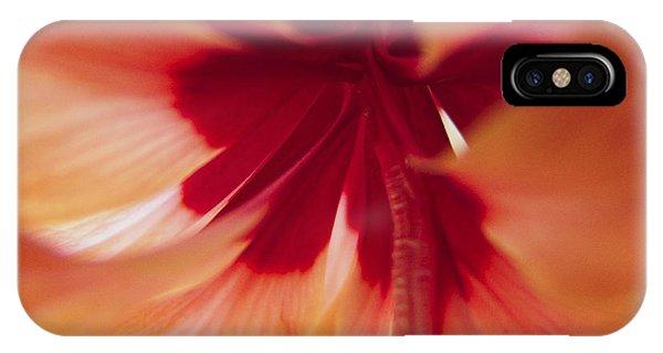 Inside Hibiscus IPhone Case